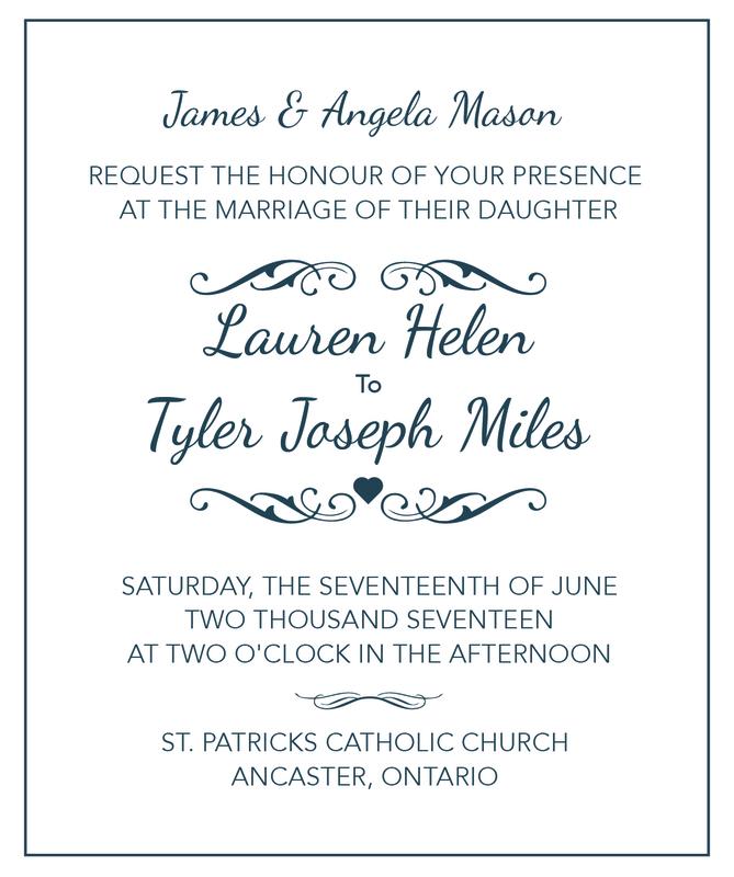 Wedding invitation tips wording samples wedding tips trends wedding invitation wording samples filmwisefo